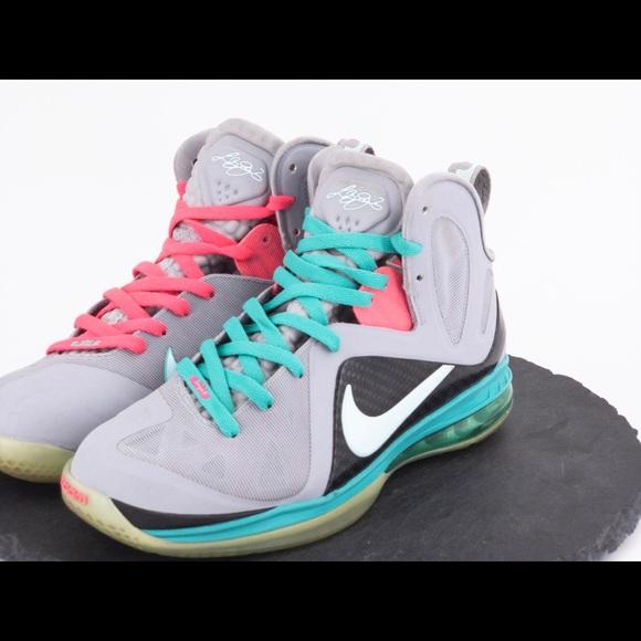 reputable site 0b85e 533c0 Nike Lebron 9 PS Elite South Beach mens Size 8.5. Nike.  M 5cd0f1381528122cf66346d7. M 5cd0f13b689ebce21fb860c9.  M 5cd0f13f138e181f20c78ab3